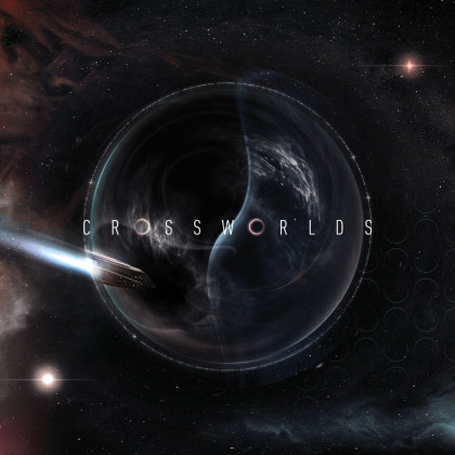 Buy Jupiter - 'Crossworlds' Album Art