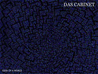 Das Cabinet - 'Edge Of A World' album art