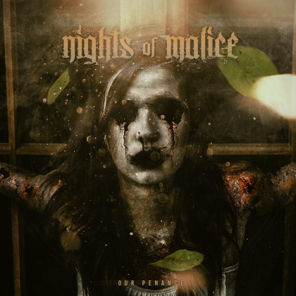 Nights of Malice - 'Our Penance' album art