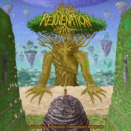 Rejuvenation - Chronology Protection Conjecture's Negation EP album art
