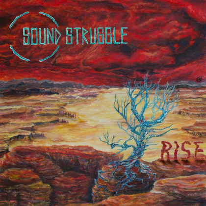 Sound Strugge - Rise album art