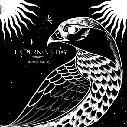 This Burning Day - 'Elemental' album art