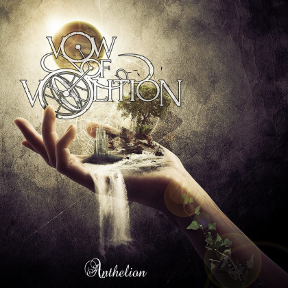 Vow Of Volition - 'Anthelion' album art