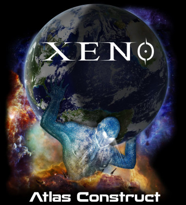 Xeno - 'Atlas Construct' album art